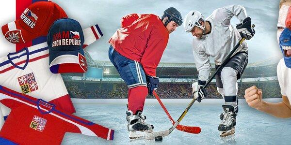 Vše, co potřebuje každý fanoušek hokeje!