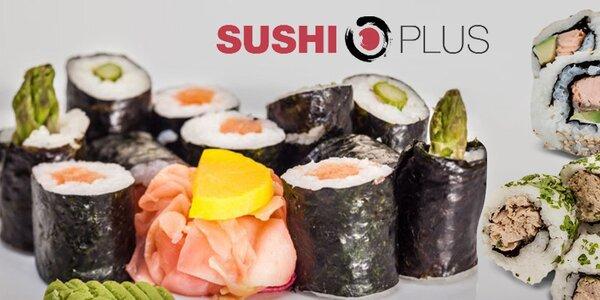 Degustační sushi menu