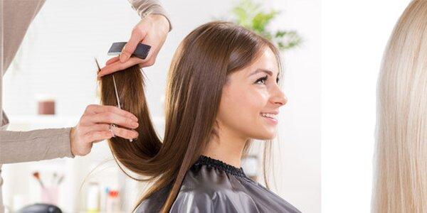 Profesionální kadeřnické služby pro ženy i muže