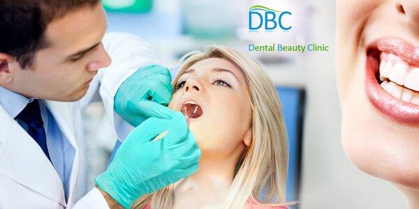 Dentální hygiena s Airflow a fluoridací