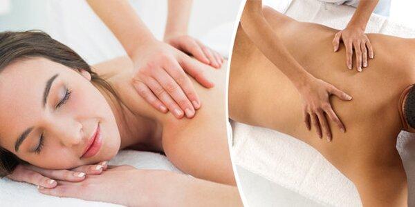 Přenosná permanentka na 5+1 relaxační masáž