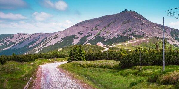 Pobyt v horách pro nadšené turisty