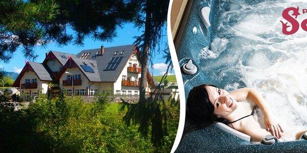 Wellness pobyt ve Vysokých Tatrách