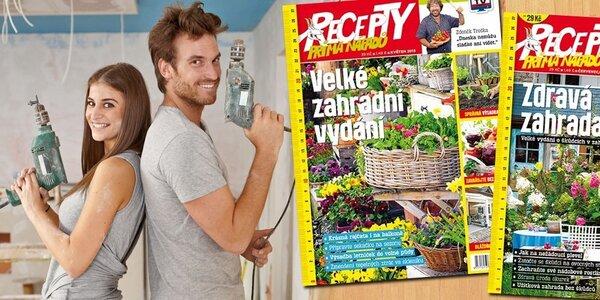 Předplatné časopisu Recepty prima nápadů
