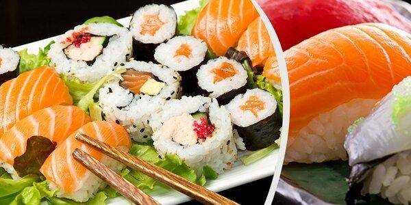 Lahodných 32 kusů Sushi v Havířově