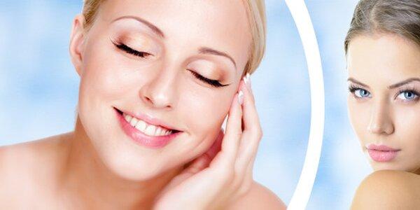 Fotoomlazení - ošetření obličeje a krku