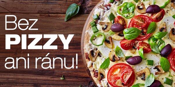 Život bez pizz? No tě pic.