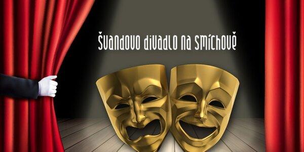 40% sleva na vstupné do Švandova divadla