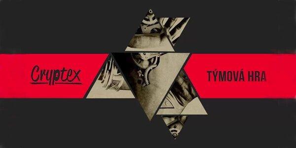 Cryptex – prostorová úniková hra
