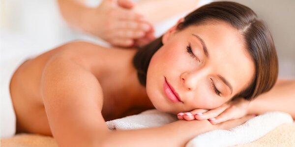 Klasická masáž v délce 60 nebo 90 minut