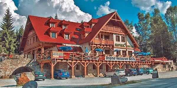 4denní pobyt ve stylovém hotelu Kupec***
