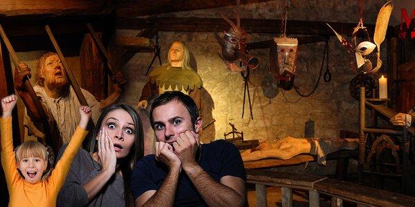 Vstupenky do Musea tortury na Starém Městě