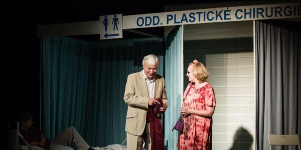 Divadelní komedie Sextet