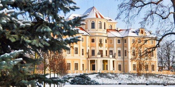 Božské hýčkání na zámku Liblice****