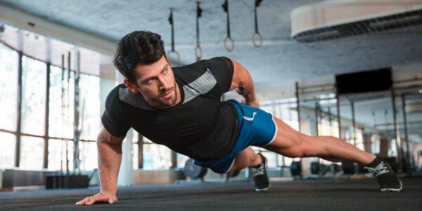 2× Fitness lekce s osobním trenérem