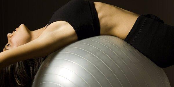 2 lekce cvičení pilates