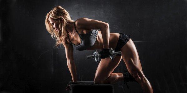 Lekce s fitness trenérem + výživový a tréninkový plán na míru