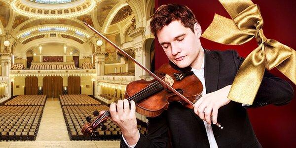 Libovolný koncert ve Smetanově síni