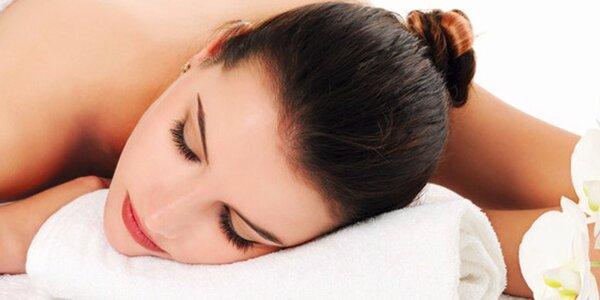 Vyberte si uvolňující relaxační masáž