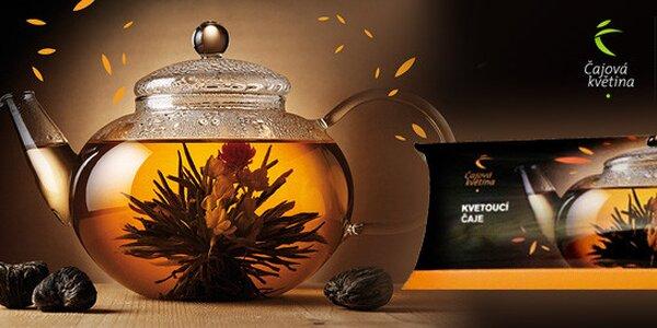 10 nebo 20 kvetoucích čajů