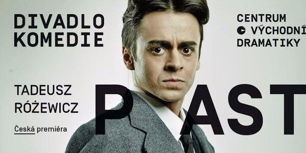 PAST / Tadeusz Różewicz
