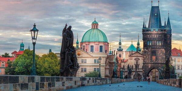 Pobyt pro dva v centru Prahy v Hotelu Ametyst****