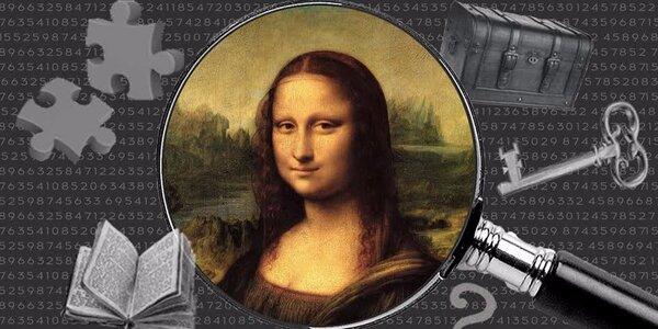 Napínavá úniková hra Krádež Mony Lisy