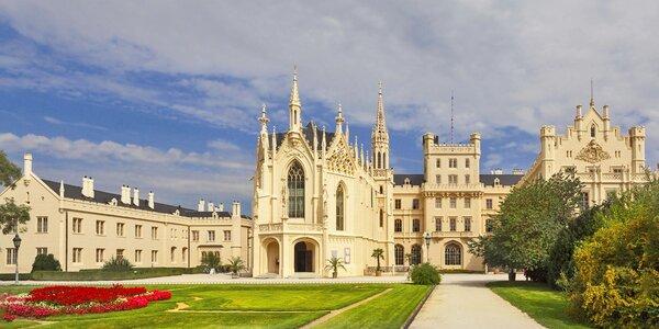 Jarní pobyt s vínem i možností výletu do Vídně