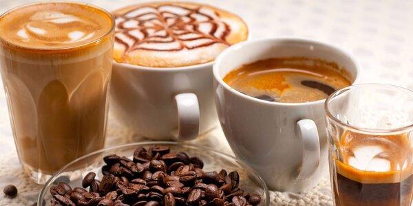 Káva v Karlíně na celý měsíc