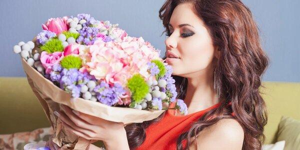 Nádherné kytice nejen k MDŽ