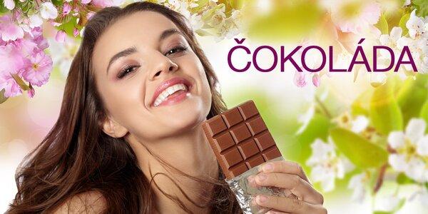 Čokoláda nejen pro dobrou náladu!