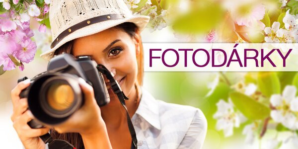 Slevy na fotoknihy, kalendáře a fotoobrazy