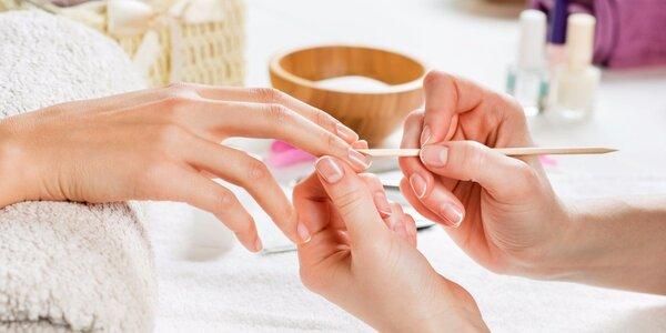 Péče o ruce – manikúra, shellac, masáž
