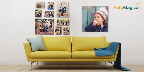 Krásný obraz z vaší fotky: provedení na plátně