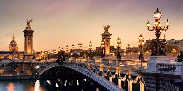 Paříž vč. prohlídky Versailles se snídaní