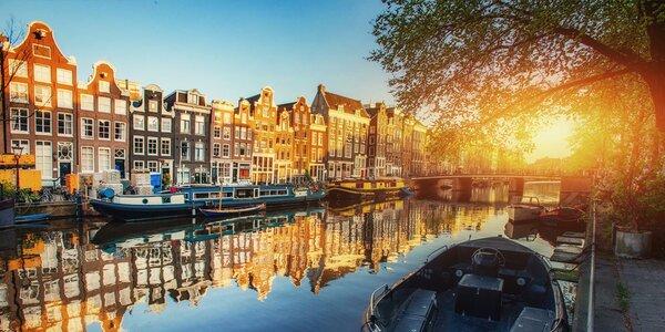 Víkend v Amsterdamu: Návštěva sýrárny a mlýnů