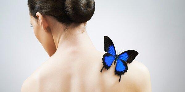 Motýlí metamorfní terapie pro zdravé tělo i mysl