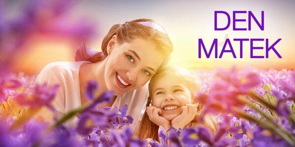 Den matek - překvapte babičku, maminku i partnerku