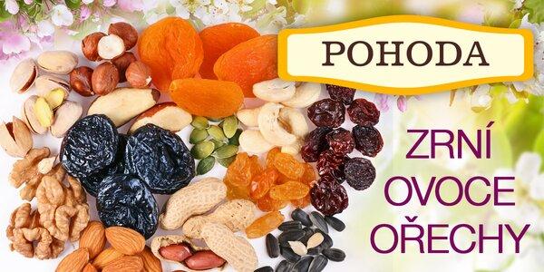 Superpotraviny a další dobroty z POHODY