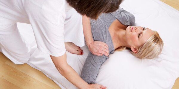 Vyzkoušejte speciální japonskou Shiatsu masáž