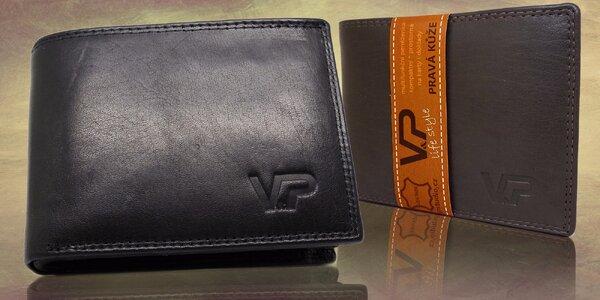 Pánské luxusní kožené peněženky ALEX