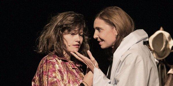 Divadelní představení Smrt v růžovém
