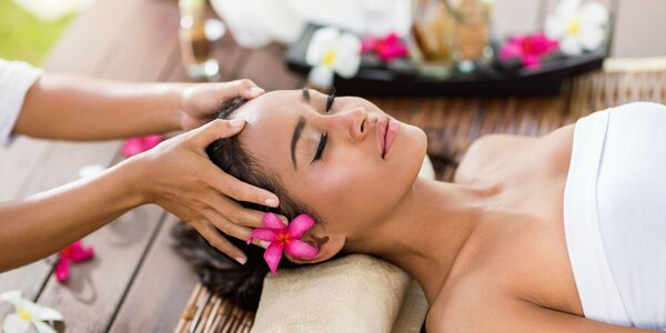 Výběr z až 5 masáží v Thai Therapy