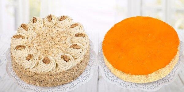 Oslaďte si den: Báječný dort k vyzvednutí