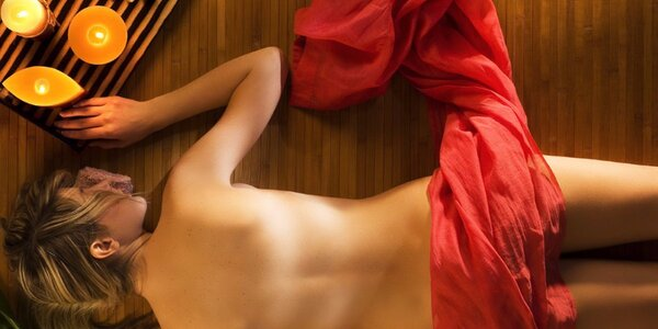 Tantra masáž probouzející životní energii