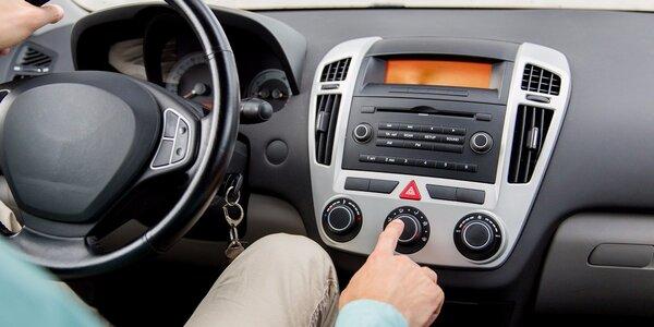 Mobilní plnění a údržba klimatizace přímo u vás