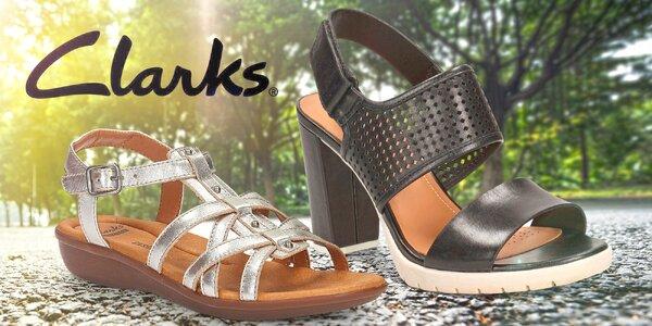 Dámské boty Clarks: Elegance na každém kroku