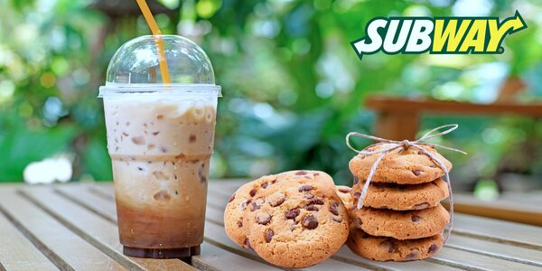 Osvěžte se a doplňte energii ledovou kávou v Subway