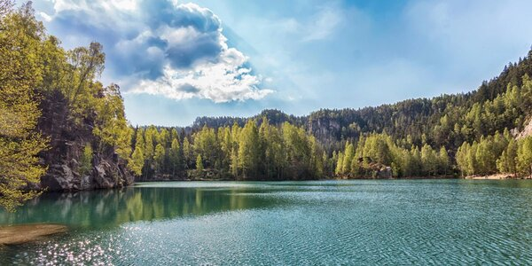 Podzim v Adršpachu pro dva s polopenzí