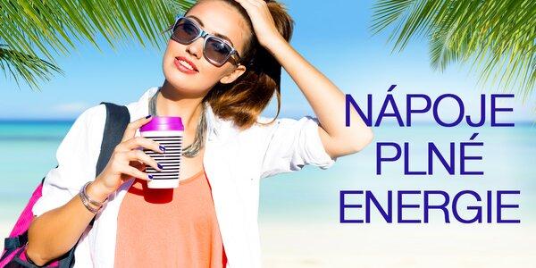 Zdravé a chutné nápoje plné energie